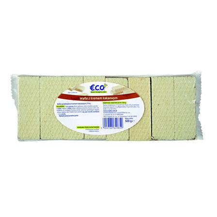 ECO+ Wafle z kremem kakaowym (1)