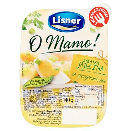 LISNER O Mamo! Sałatka jajeczna ze szczypiorkiem (2)
