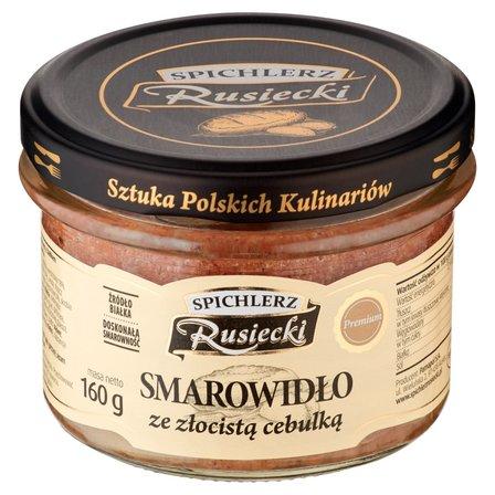 SPICHLERZ RUSIECKI Smarowidło ze złocistą cebulką (1)