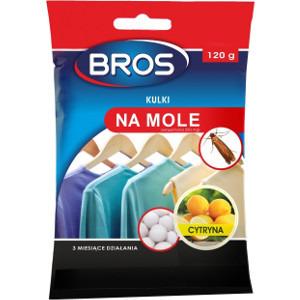 BROS Kulki na mole cytrynowe (1)