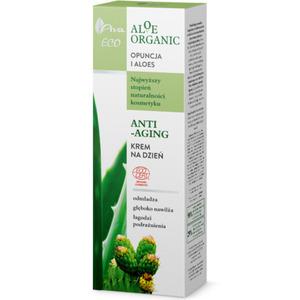 AVA Eco Aloe Organic Krem do twarzy na noc anti-aging (1)