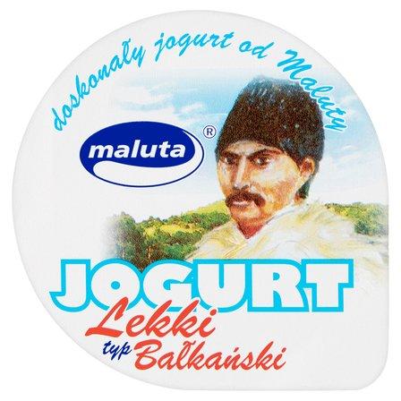 MALUTA Jogurt typ Bałkański naturalny lekki (2)
