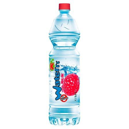 KUBUŚ Waterrr o smaku maliny Napój (1)