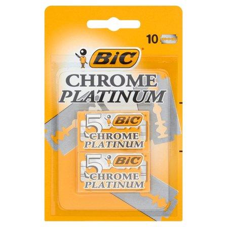 BIC Chrome Platinum Żyletki (1)