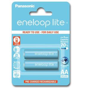 PANASONIC Akumulatory 950mAh AA (1)