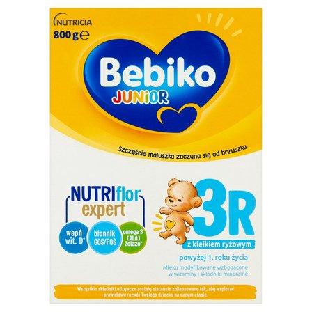 BEBIKO Junior 3R Mleko modyfikowane dla dzieci powyżej 1. roku (2)