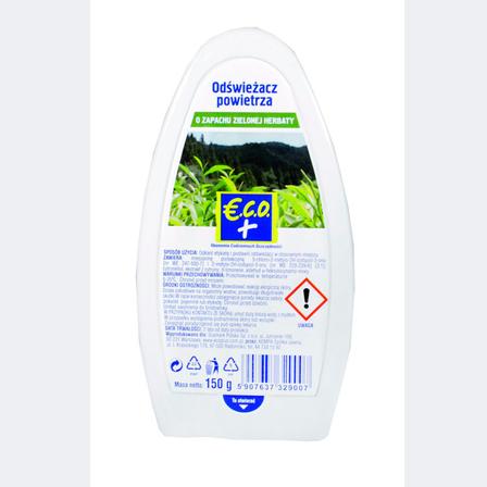 ECO+ Odświeżacz powietrza o zapachu zielonej herbaty (1)