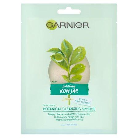 GARNIER Bio Oczyszczająca gąbka do twarzy Konjac (1)
