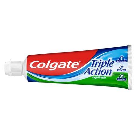 COLGATE Triple Action Original Mint Pasta do zębów (1)