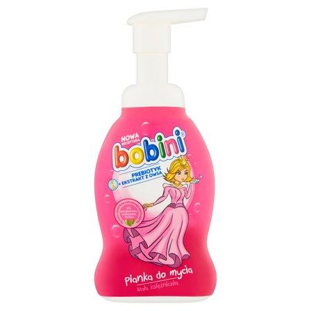 BOBINI Pianka do mycia mała księżniczka (1)