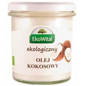 Olej kokosowy EkoWital Ekologiczny  (1)
