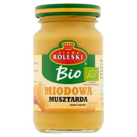 ROLESKI Bio Musztarda miodowa (2)
