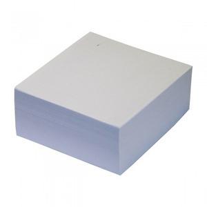 OK OFFICE Kostka biała duża klejona 83x83x35mm (1)