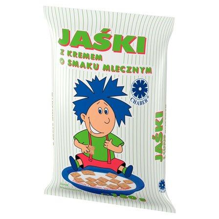 CHABER Jaśki z kremem o smaku mlecznym Danie śniadaniowe (1)