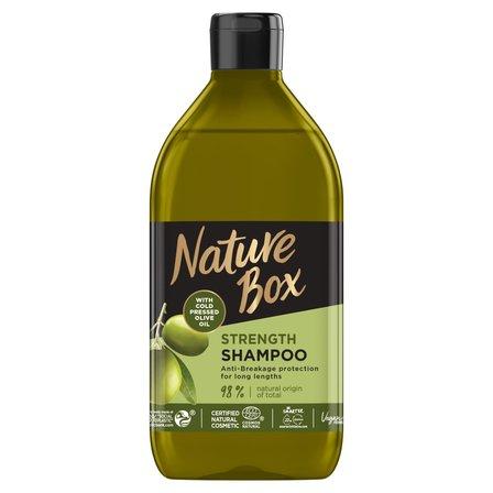 NATURE BOX Szampon z olejem z oliwek (1)