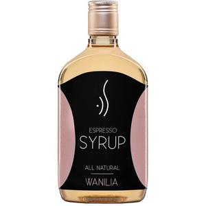 ESPRESSO SYRUP Syrop wanilia (1)