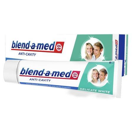 BLEND-A-MED Anti-Cavity Delicate White Pasta do zębów (2)