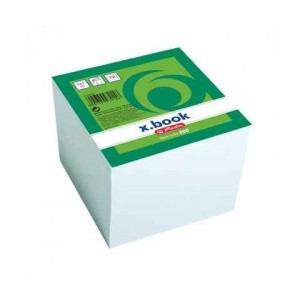 HERLITZ Notes kostka 900 kartek 9x9cm Biały (1)