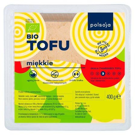 POLSOJA Bio tofu miękkie (1)