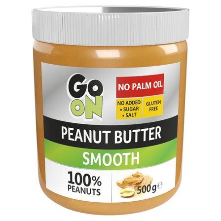 SANTE Go On Masło Orzechowe gładkie Peanut Butter Smooth (1)