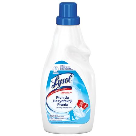 LYSOL Płyn do dezynfekcji prania (1)