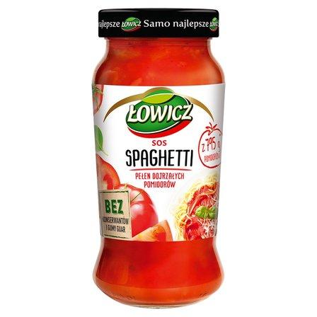 ŁOWICZ Sos spaghetti (1)