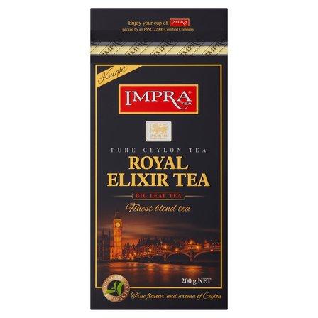IMPRA Royal Elixir Tea Knight Herbata czarna aromatyzowana (2)