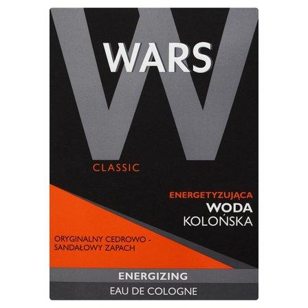 WARS Classic Energetyzująca woda kolońska (2)
