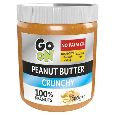 SANTE Go On Masło Orzechowe Chrupiące Peanut Butter Crunchy (1)