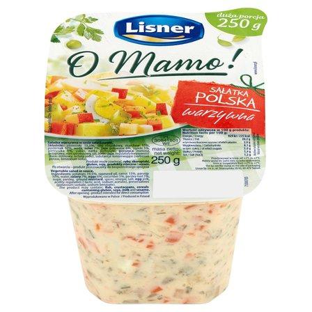 LISNER O Mamo! Sałatka polska warzywna (1)