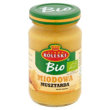 ROLESKI Bio Musztarda miodowa (1)