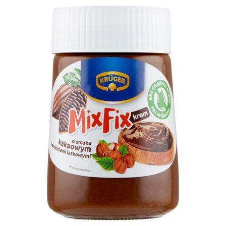 KRUGER Mix Fix Krem o smaku kakaowym z orzechami laskowymi (2)