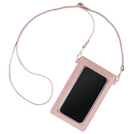 HAMA Torba uniwersalna na telefon różowa (2)