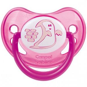 CANPOL BABIES Smoczek silikonowy świecący 18m+ (5)