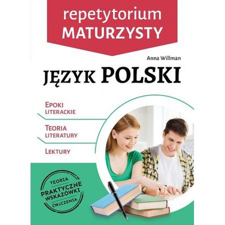 SBM Repetytorium maturzysty. Język polski. Epoki literackie, teoria literatury, lektury (1)