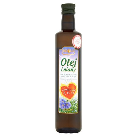 EUROLEN Olej lniany (1)