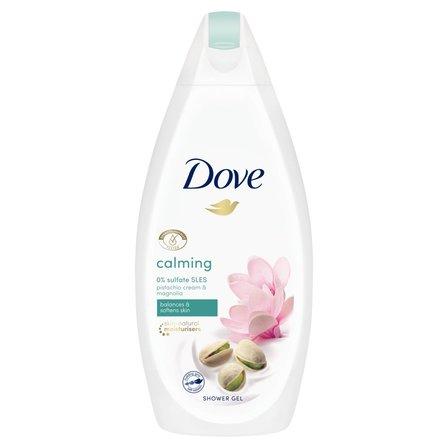 DOVE Purely Pampering Pistachio Cream & Magnolia Żel pod prysznic (1)