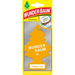WUNDER-BAUM Kokos Choinka zapachowa do samochodu (1)