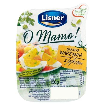 LISNER O Mamo! Sałatka warzywna z jajkiem (2)