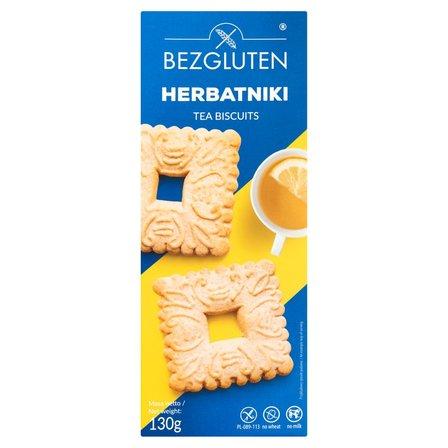 BEZGLUTEN Tea biscuits Herbatniki bezglutenowe (2)