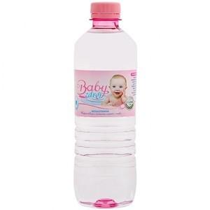 BABY ZDRÓJ Woda źródlana niegazowana (1)