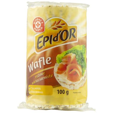 WIODĄCA MARKA Wafle ryżowe grube wieloziarniste (1)