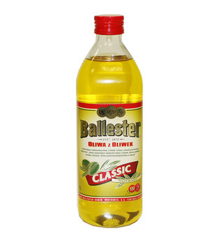 BALLESTER Oliwa z oliwek Classic (1)