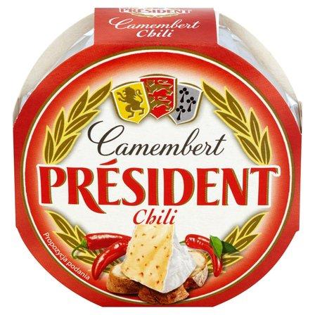 PRESIDENT Camembert Chili Ser (1)