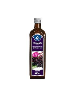 OLEOFARM 100% Sok z czarnego bzu pasteryzowany (1)