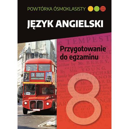 SBM Powtórka ósmoklasisty. Język angielski. Przygotowanie do egzaminu (1)