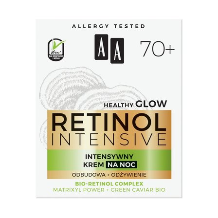 AA Retinol Intensive 70+ intensywny krem na noc odbudowa+odżywienie (5)