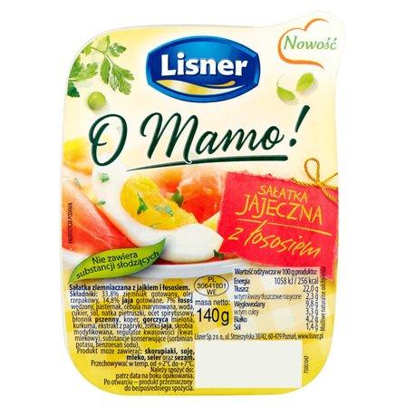 LISNER O Mamo! Sałatka jajeczna z łososiem (2)