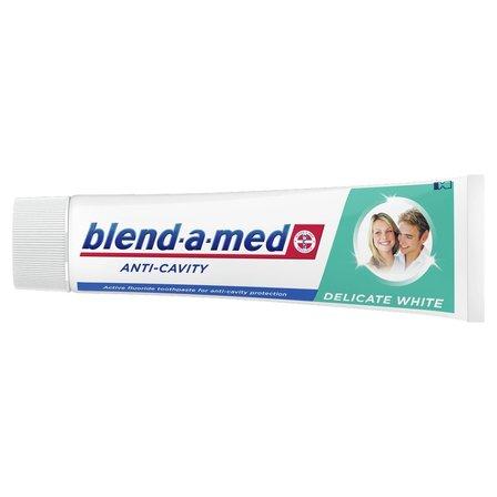 BLEND-A-MED Anti-Cavity Delicate White Pasta do zębów (1)