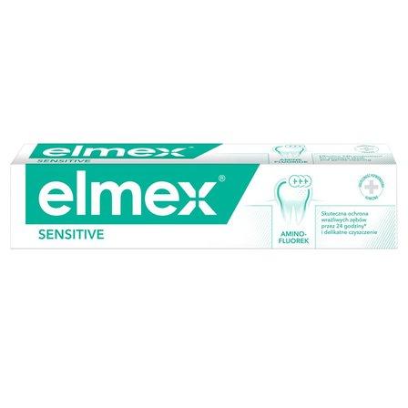 ELMEX Sensitive z aminofluorkiem Pasta do zębów na nadwrażliwość (2)